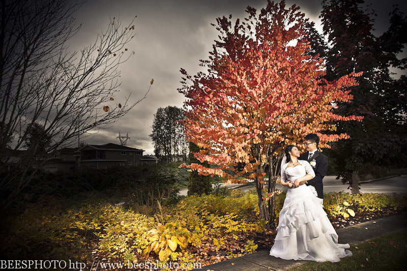 Angel & Kevin's Wedding by BEE'S PHOTOGRAPHY - BEESPHOTO - Vancouver Wedding Photography